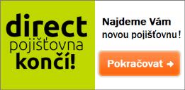 Koho místo Direct Pojišťovny?