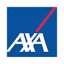 Logo - AXA pojišťovna