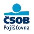 Logo ČSOB pojišťovna, a.s.
