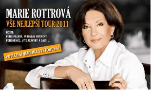 ePojisteni.cz je sponzorem posledního turné Marie Rottrové