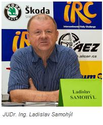 JUDr. Ing. Ladislav Samohýl
